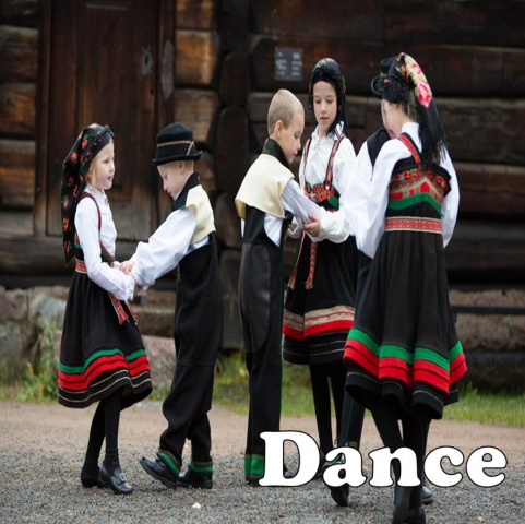 MAYA Categori: Dance